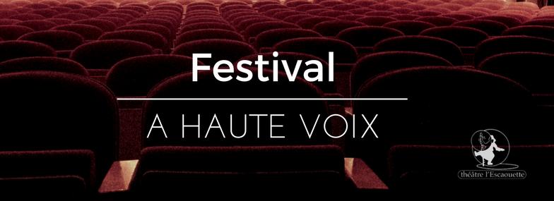 Festival à haute voix