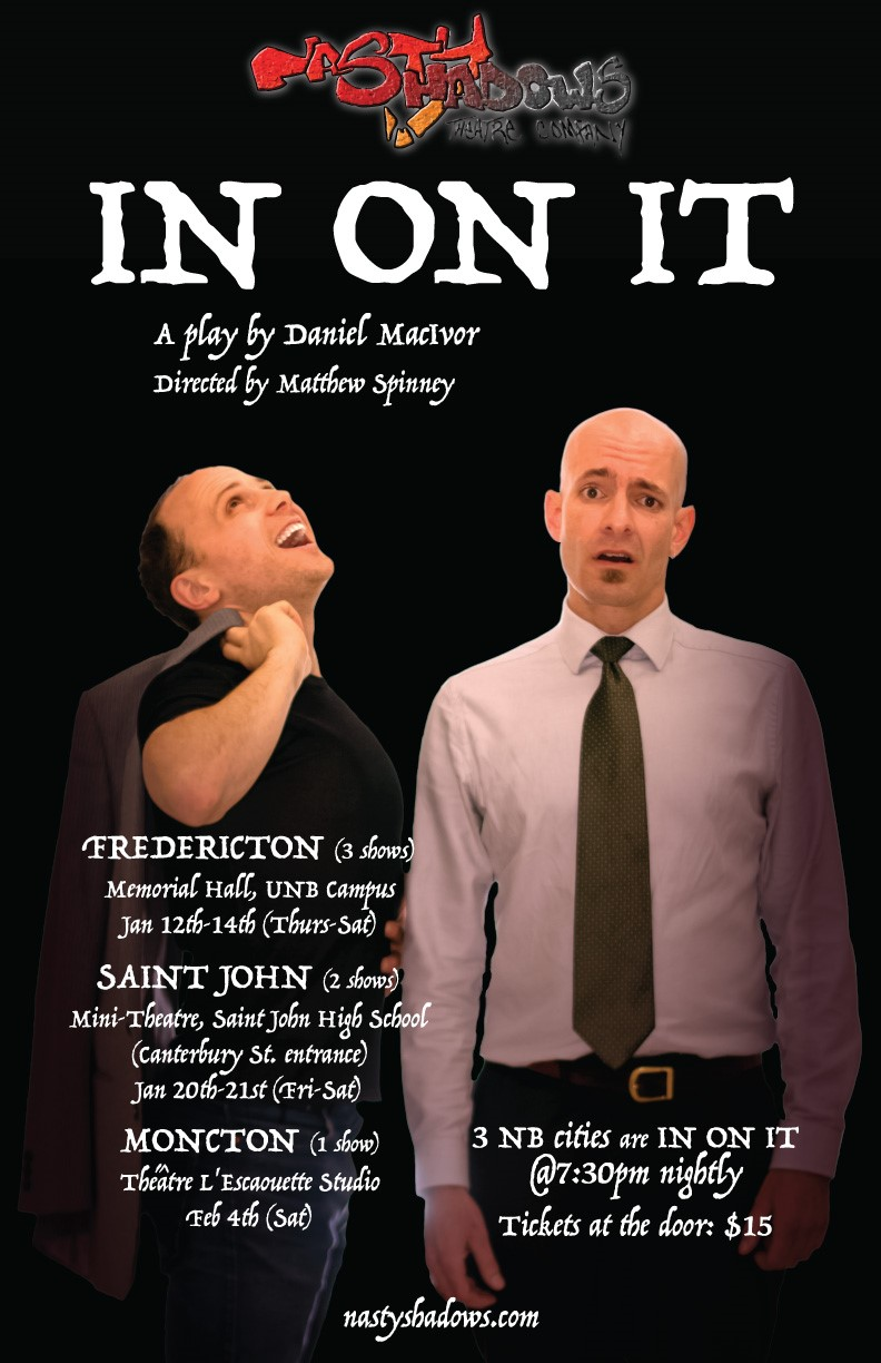 In on it – a play by Daniel MacIvor