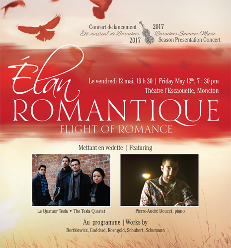 Élan Romantique / Flight of Romance