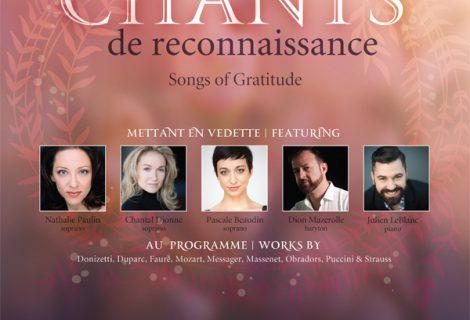 Chants de reconnaissance / Songs of Gratitude